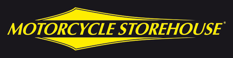 Motorcycle Storehouse logo Black